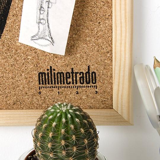 Un diseño de Milimetrado