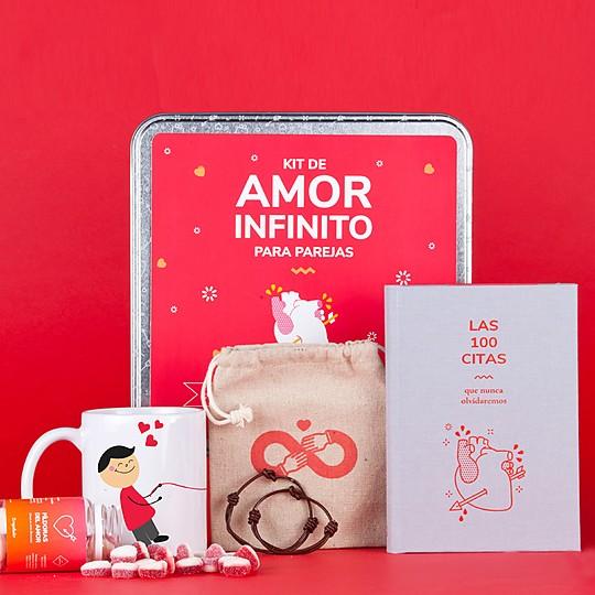El kit de amor infinito