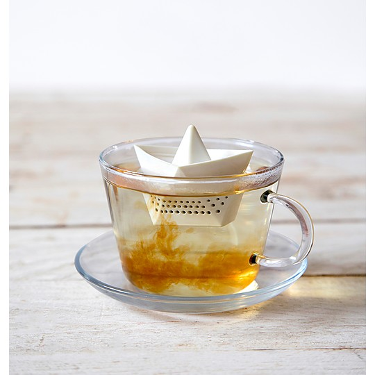 Un infusor de té muy marinero