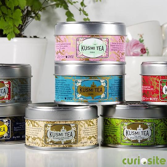 Kusmi: el té de los gourmets