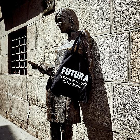 Diseñada en Malasaña, Madrid