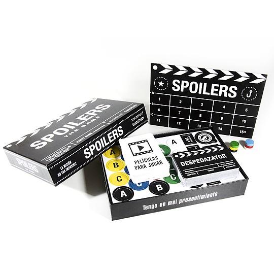 El juego Spoilers: bluffing y cine