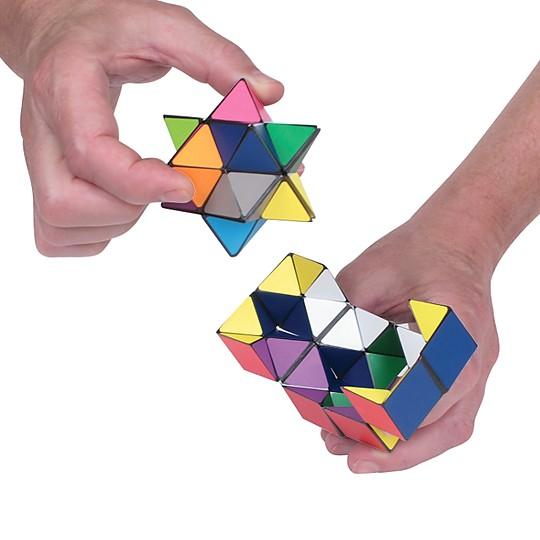 Star Cube: el puzzle geométrico más original