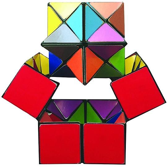 Descubre incontables formas geométricas