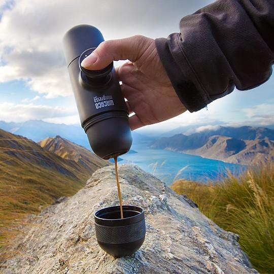 La cafetera espresso manual más versátil