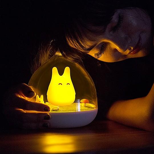 Totoro velará tu sueño