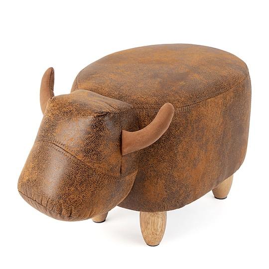 Fabricado en madera y polipiel