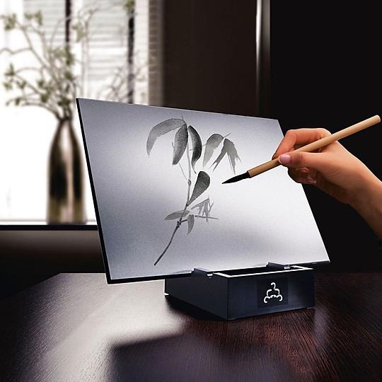Buddha Board: la tableta para hacer dibujos efímeros