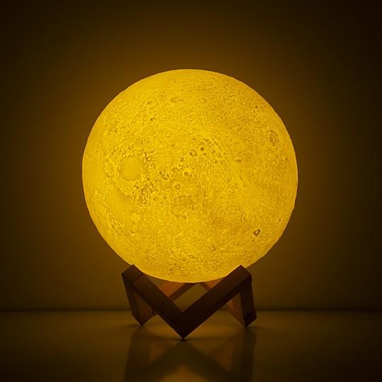 La luz de noche más mágica