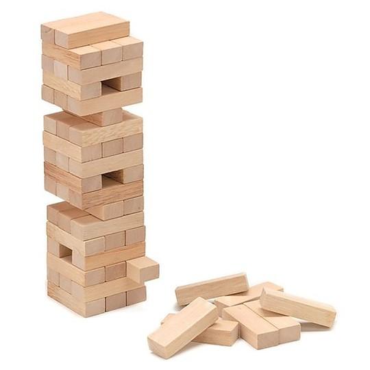 Block and Block: el juego de la torre de madera