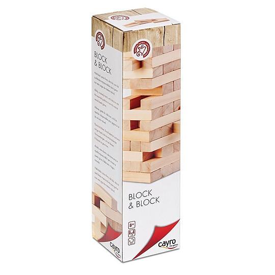 Fabricado en madera maciza