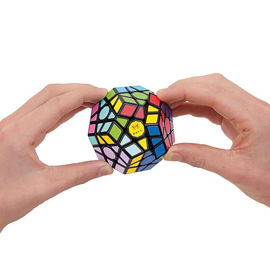 Megaminx: el dodecaedro rompecabezas