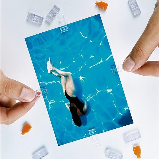 Crea murales de fotos con estos clips