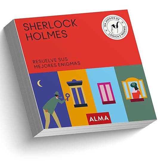 144 juegos de ingenio y lógica al estilo Sherlock