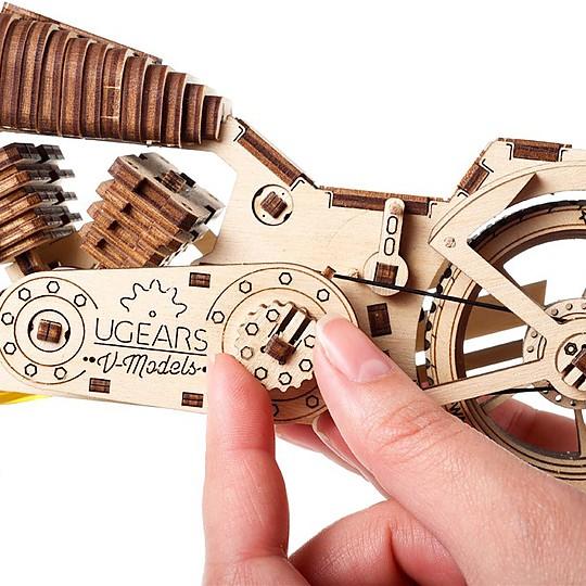 Diseñada y fabricada en Ucrania