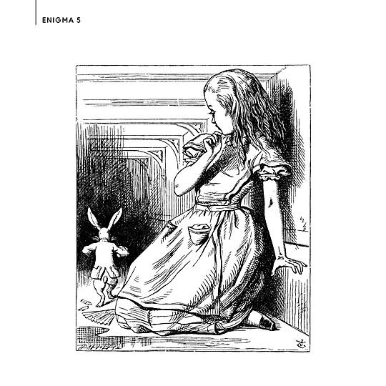 Con ilustraciones clásica de John Tenniel