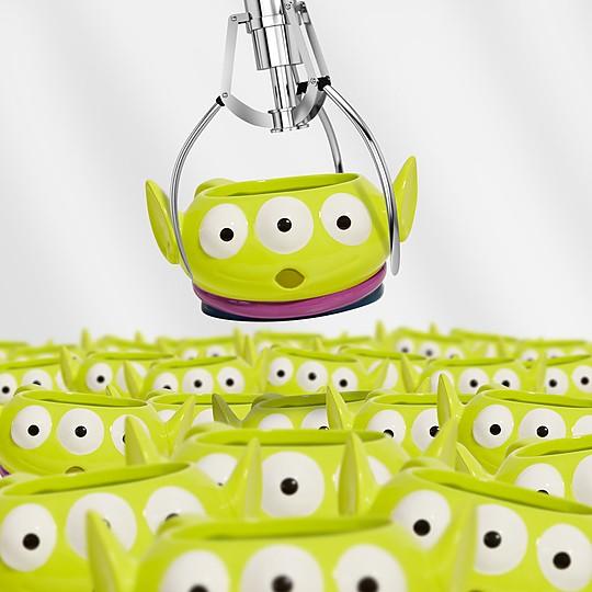 Ideal para fans de Toy Story