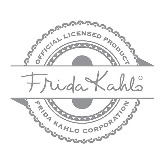Producto con licencia oficial de Frida Kahlo Corporation