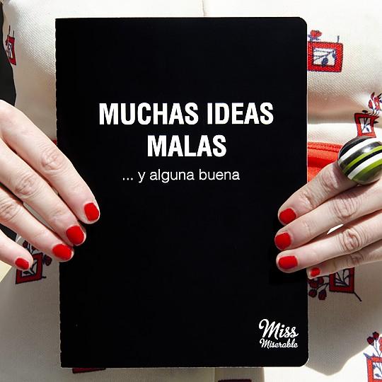 Las buenas ideas surgen cuando menos se las espera