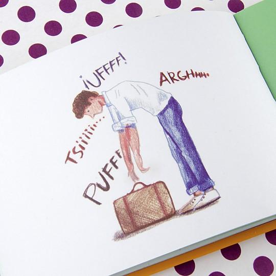 Ilustraciones originales