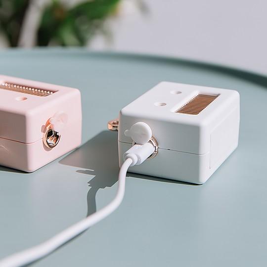 Batería recargable vía cable micro USB