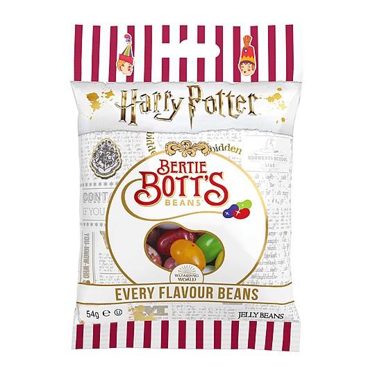 Las Jelly Belly de Harry Potter: deliciosamente repugnantes