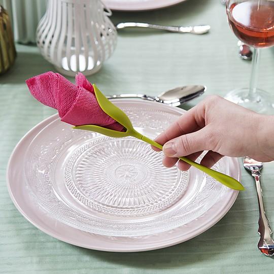 Con cuatro propuestas para crear diferentes flores