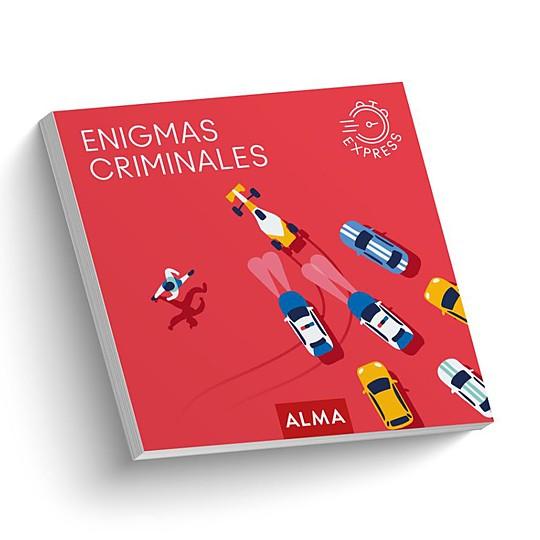 Enigmas criminales para resolver en poco tiempo