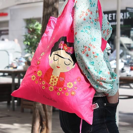 Una bolsa reutilizable muy inspiradora