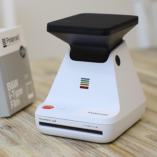 Revela tus fotos digitales con Polaroid Lab