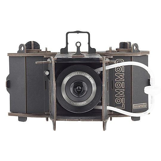 LomoMod No.1: la cámara de cartón de Lomography