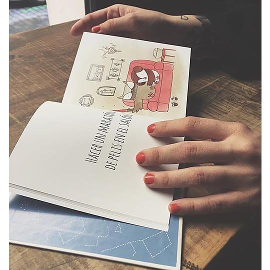 Un libro de Möuk
