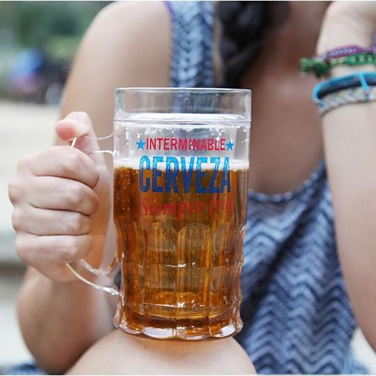 La jarra enfriadora para cerveceros insaciables