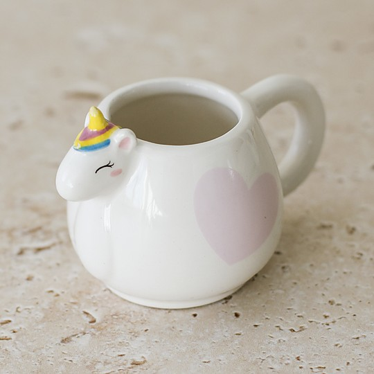 Y un unicornio
