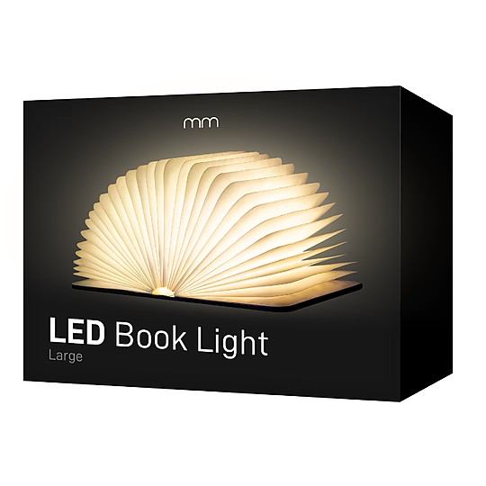 Se ilumina en tres tonos de luz blanca