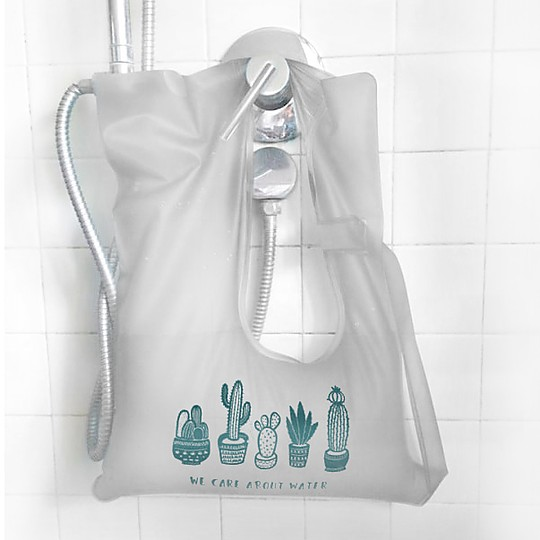 WaterDrop, la bolsa de ahorro de agua