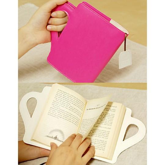 BookCup es perfecta para tus libros de bolsillo