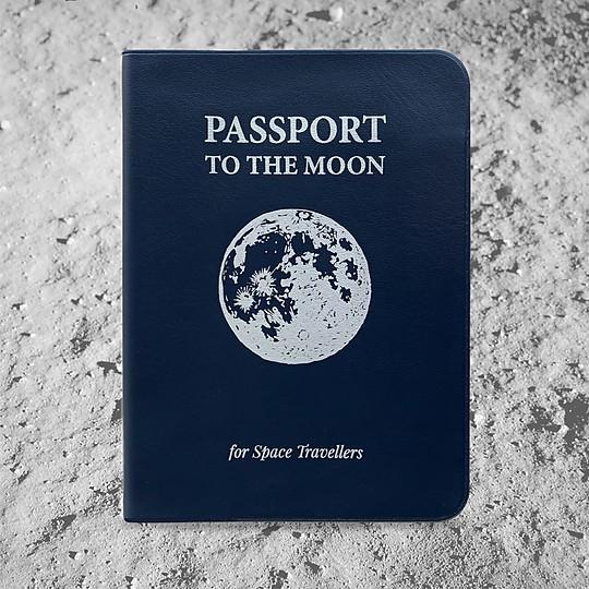 La funda para pasaporte de los viajeros más soñadores