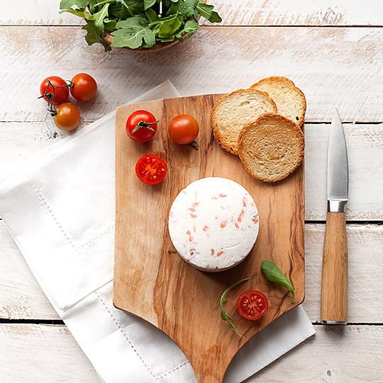Incluye recetario para preparar más de 15 quesos