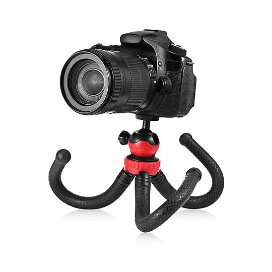 Compatible con cámaras y smartphones