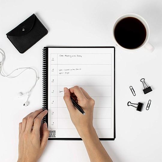 Rocketbook Fusion: cuaderno y agenda reutilizables