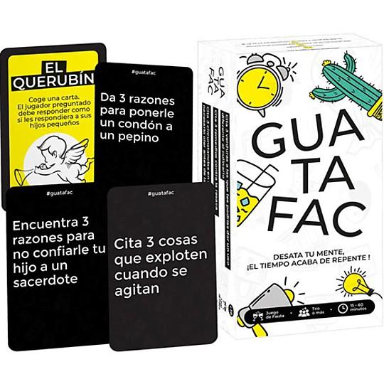 GUATAFAC: un juego de mesa imprescindible