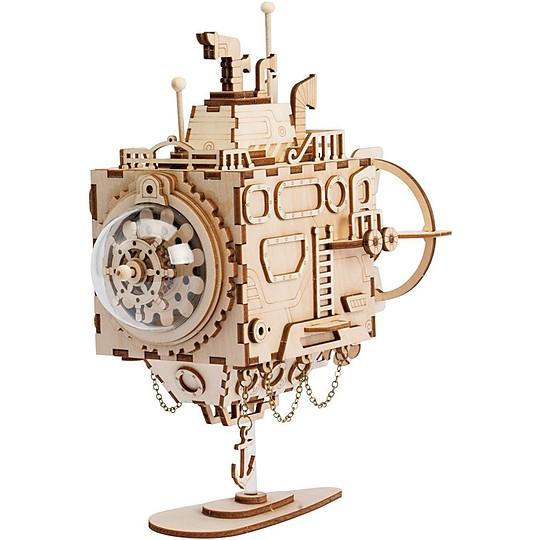 Inspiración steampunk