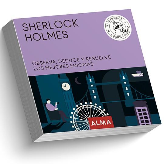 Observa, deduce y resuelve los mejores enigmas de Sherlock Holmes