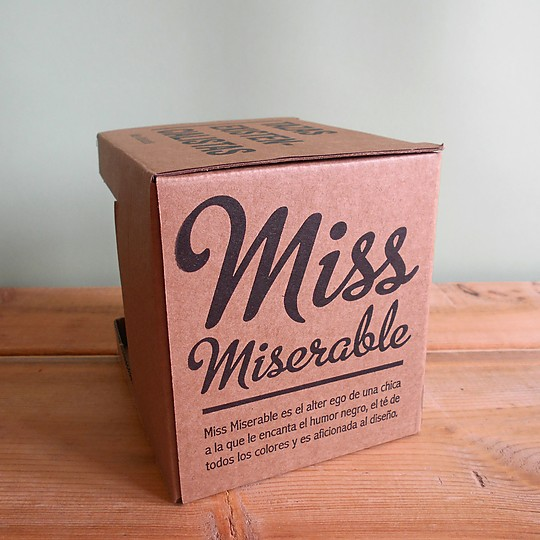 Un diseño de Miss Miserable