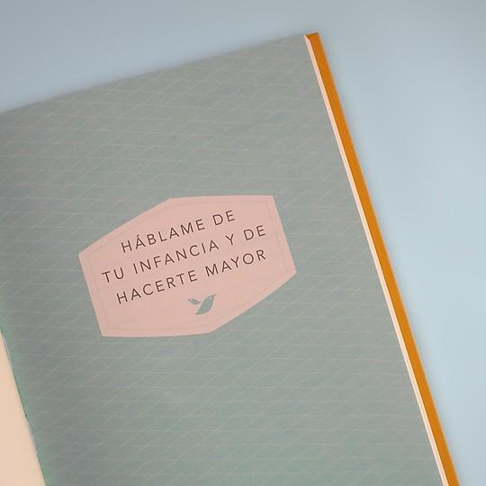 Un libro personalizable