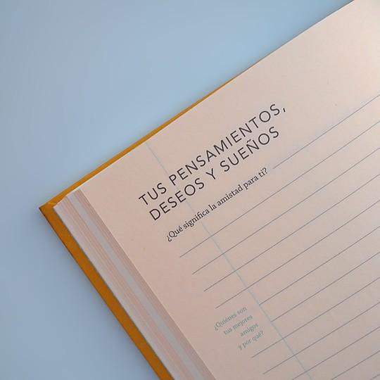 Recuerda, escribe y comparte