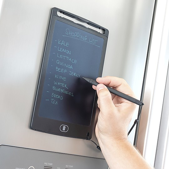 Una tablet para escribir muy práctica