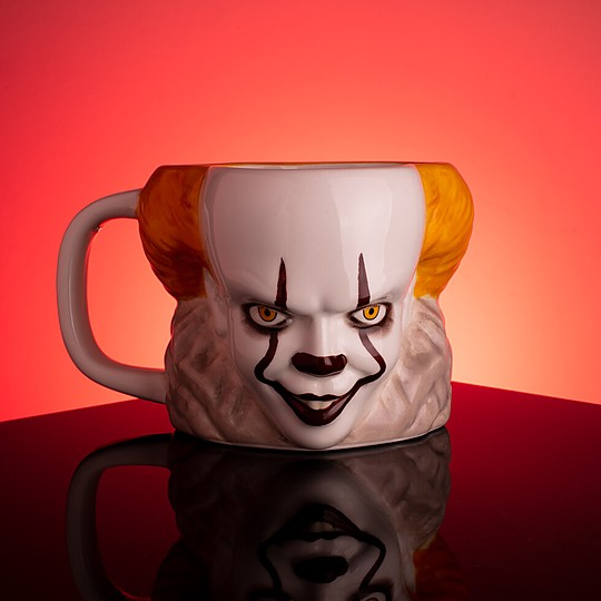 El payaso Pennywise te acompaña en el desayuno