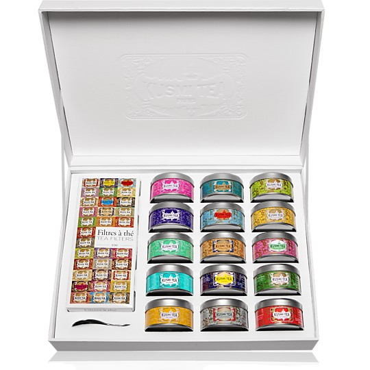 15 exquisitas variedades de té